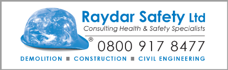 Raydar Safety Ltd Consulting Health & Safety Specialists
